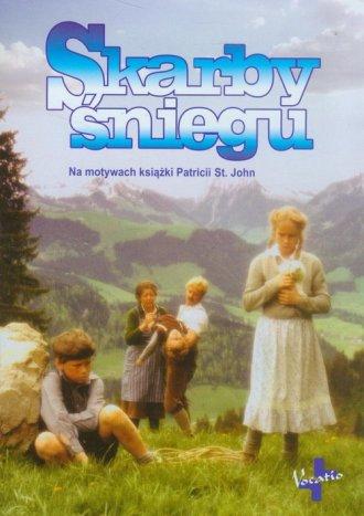 Skarby śniegu - okładka filmu