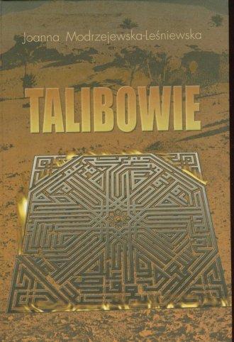 Talibowie - okładka książki