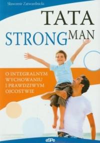 Tata strongman - okładka książki