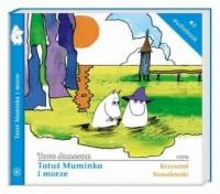 Tatuś Muminka i morze - pudełko audiobooku