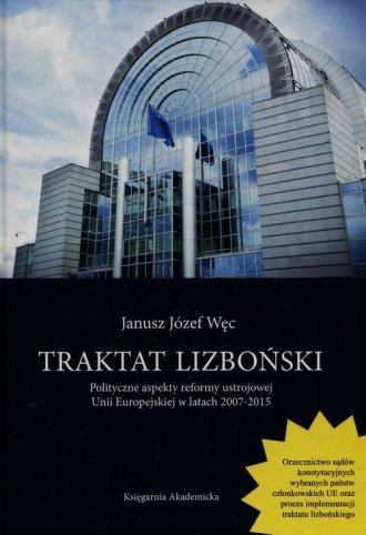 Traktat Lizboński - okładka książki