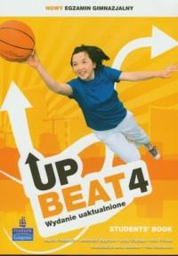 Upbeat 4. Student s Book - okładka podręcznika