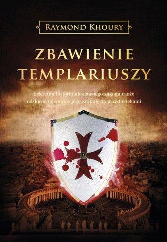 Zbawienie templariuszy - okładka książki