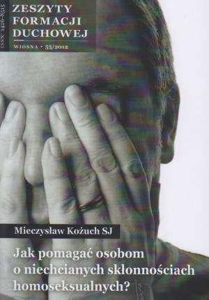 Zeszyty Formacji Duchowej nr 55. - okładka książki