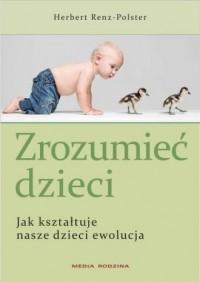 Zrozumieć dzieci - okładka książki
