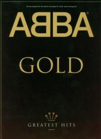 ABBA Gold Greatest Hits - okładka książki