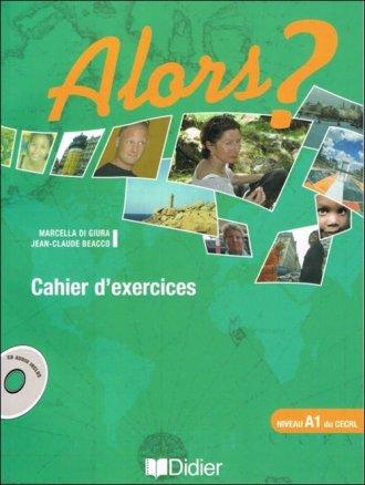 Alors? niveau A1. Ćwiczenia (+ - okładka podręcznika