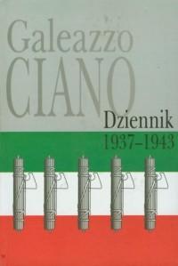 Dziennik 1937-1943 - okładka książki
