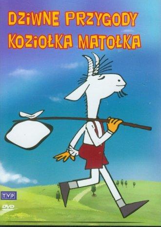 Dziwne przygody Koziołka Matołka - okładka filmu