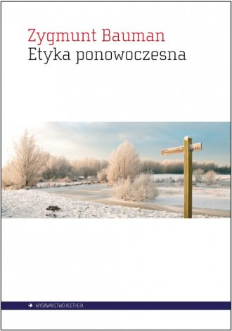 Etyka ponowoczesna - okładka książki