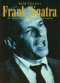 Frank Sinatra Gold classics - okładka książki