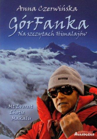 GórFanka. Na szczytach Himalajów - okładka książki