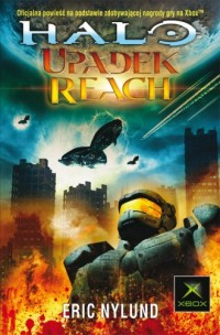 Halo Upadek Reach - okładka książki