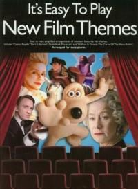 Its easy to play New film themes - okładka książki