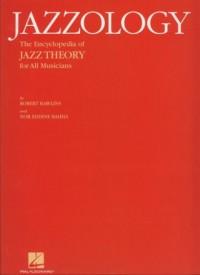 Jazzology - okładka książki