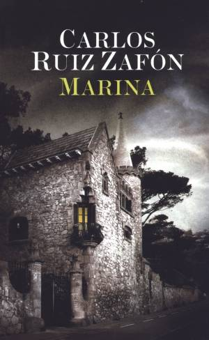 Marina - okładka książki