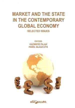 Market and The State in The Contemporary - okładka książki