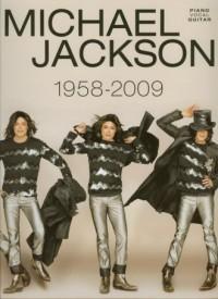 Michael Jackon 1958-2009 - okładka książki