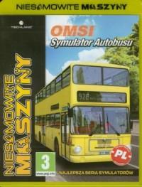 Niesamowite Maszyny. Symulator Autobusu OMSI - pudełko programu
