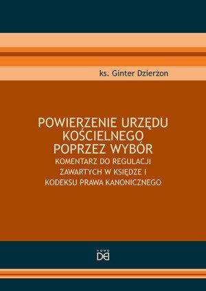 Powierzenie urzędu kościelnego - okładka książki