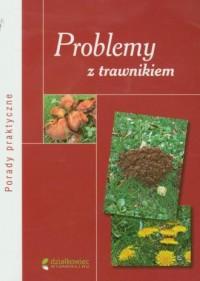 Problemy z trawnikiem - okładka książki