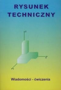 Rysunek techniczny - okładka podręcznika