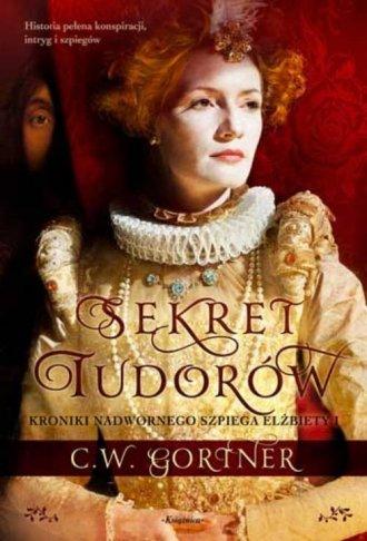 Sekret Tudorów - okładka książki
