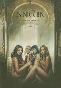 Sinicuik - okładka książki
