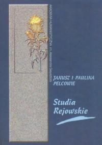Studia Rejowskie - okładka książki