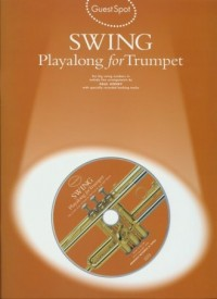 Swing playalong for trumpet (+ CD) - okładka książki