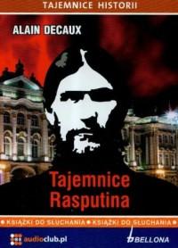 Tajemnice Rasputina - pudełko audiobooku