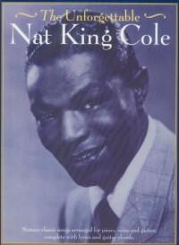 The Unforgetable Nat King Cole - okładka książki