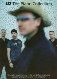 U2 The Piano Collecion - okładka książki