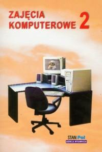 Zajęcia komputerowe. Klasa 4-6. Podręcznik z ćwiczeniami cz. 2 - okładka podręcznika