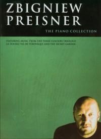 Zbigniew Preisner. The Piano Collection - okładka książki