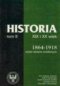 Źródła do dziejów Polski w XIX i XX wieku. Tom 2 - okładka książki