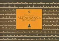 Asztangajoga bez tajemnic - okładka książki