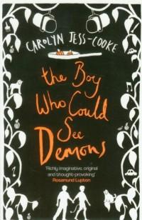 Boy Who Could See Demons - okładka książki