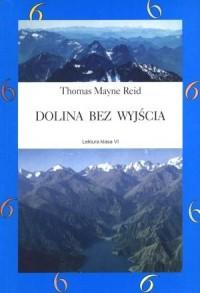 Dolina bez wyjścia - okładka książki