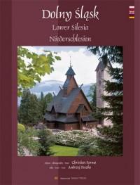 Dolny Śląsk - okładka książki