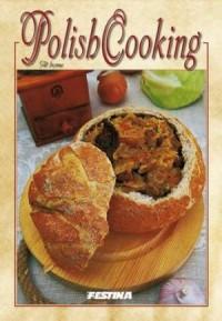 Domowa kuchnia polska (wersja ang.) - okładka książki