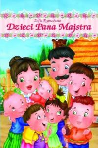 Dzieci Pana Majstra - okładka książki
