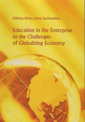 Education in the Enterprise to - okładka książki