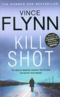 Kill Shot - okładka książki