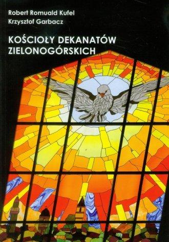 Kościoły dekantów zielonogórskich - okładka książki