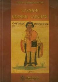 Kosmasa. Kronika Czechów - okładka książki