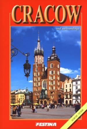 Kraków i okolice. Album, przewodnik - okładka książki