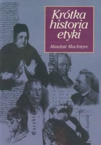 Krótka historia etyki - okładka książki