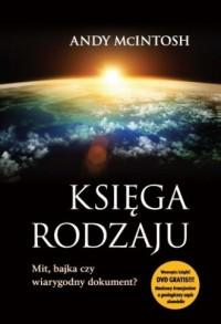 Księga Rodzaju. Mit, bajka czy wiarygodny dokument? (+ DVD) - okładka książki