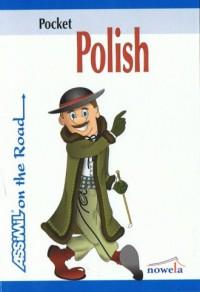 Polski kieszonkowy dla Anglików w podróży. Rozmówki - okładka książki